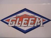 グリーム オリジナル・ステッカー