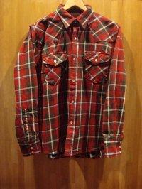 ラングラー ウエスタンシャツ W9255