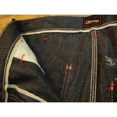 画像5: GLEEM 281 PAINTER PANTS グリーム ペインターパンツ デニム