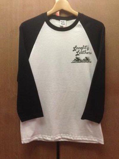 画像3: ラングリッツレザーズ ラグランスリーブTシャツ(7分) A