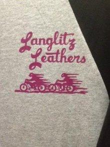 他の写真2: ラングリッツレザーズ ラグランスリーブTシャツ(7分) A