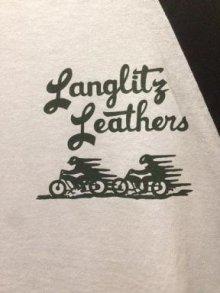 他の写真1: ラングリッツレザーズ ラグランスリーブTシャツ(7分) A