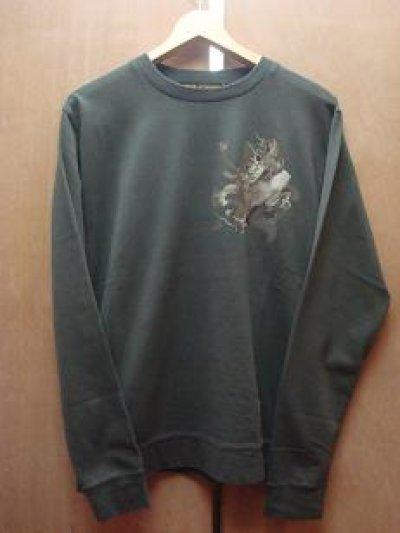 画像1: ゴクー ロングスリーブTシャツ GLT-11009