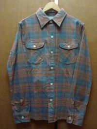 LEE レディース チェックシャツ LT0911