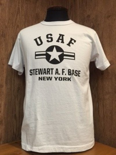 画像1: バズリクソンズ プリントTシャツ 「STEWART A.F.」 BR77032 (東洋エンタープライズ)
