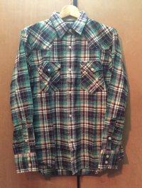 ラングラー ウエスタンシャツ W9256