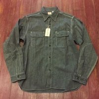 シュガーケーン ジーンコードワークシャツ SC25511 (東洋エンタープライズ)
