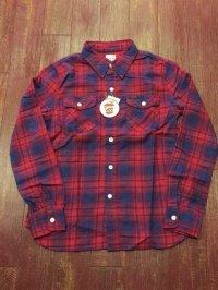 LEE レディース ネルシャツ LT0992