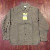 バズリクソンズ シャンブレーワークシャツ BR26082