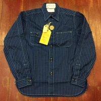 シュガーケーン ウォバッシュワークシャツ SC25551A