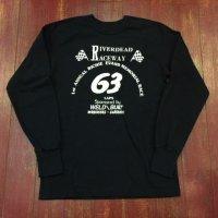 ウエストライド プリントロングスリーブTシャツ 18-02