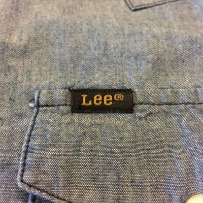 画像3: LEE(リー) シャンブレーウエスタンシャツ LT0500