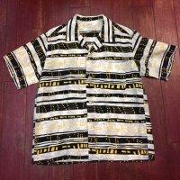 """スターオブハリウッド オープンカラーシャツ """"ATOMIC STRIPES"""" SH37882"""