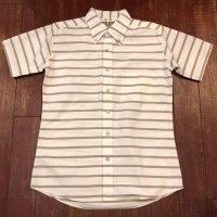 グリーム ボーダー半袖B.Dシャツ 679-D