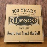 ウエスコ 100周年記念 アニバーサリーブック『Boots that Stand the Gaff 〜どんな苦境にも耐えうるブーツ〜』