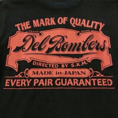 画像3: DelBombers&co.(デルボマーズ&コー) プリントTシャツ DCT-A