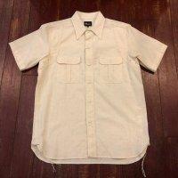 グリーム 半袖シャンブレーワークシャツ 668