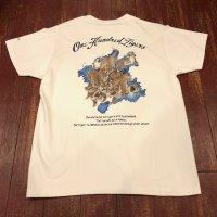 サンサーフ プリントTシャツ 「百虎」  SS76593 (東洋エンタープライズ)