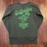 DelBombers&co. 両Vスウェット DCS-B
