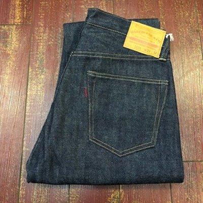 画像1: ウエアハウス 5ポケットジーンズ 1001
