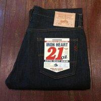 アイアンハート 5ポケットジーンズ 634Z