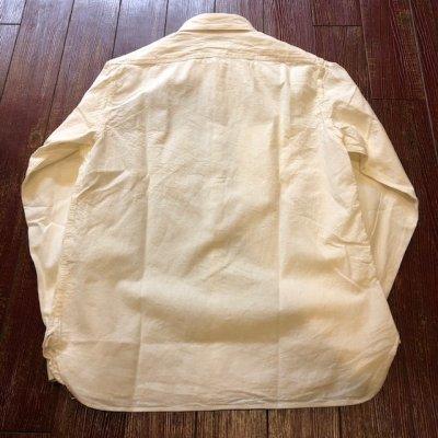 画像2: バズリクソンズ ホワイトシャンブレーワークシャツ BR25996