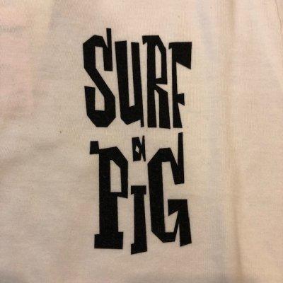 画像4: SURF A PIG(サーフ ア ピッグ) プリントTシャツ ST-16