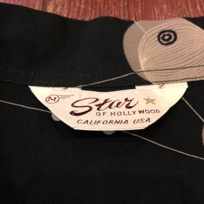 """画像5: スターオブハリウッド オープンカラーシャツ """"アトミックフィッシュ"""" SH38128"""