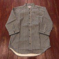 DelBombers&co.(デルボマーズ&コー)  バンドカラーシャツ(五分袖) DWーSH3
