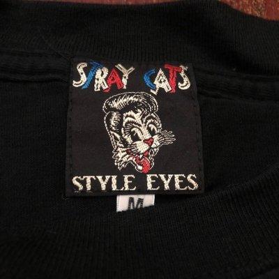 画像5: ストレイキャッツ×スタイルアイズ プリントTシャツ SE78300