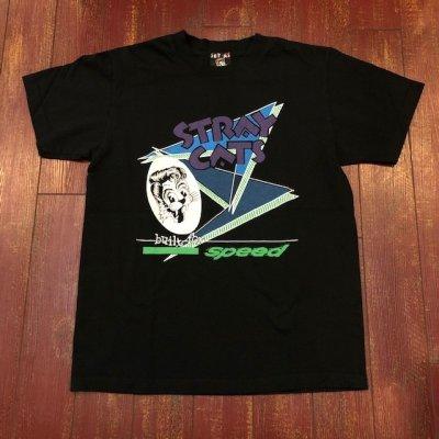 画像1: ストレイキャッツ×スタイルアイズ プリントTシャツ SE78300