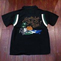 ヒューストン フィリックスボーリングシャツ FX4011