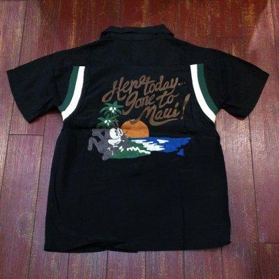 画像2: ヒューストン フィリックスボーリングシャツ FX4011