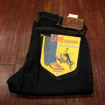 画像1: LEE(リー) 102 ブーツカットジーンズ