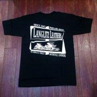 ラングリッツレザーズ 半袖プリントTシャツ LL212