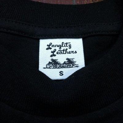 画像5: ラングリッツレザーズ 半袖プリントTシャツ LL212