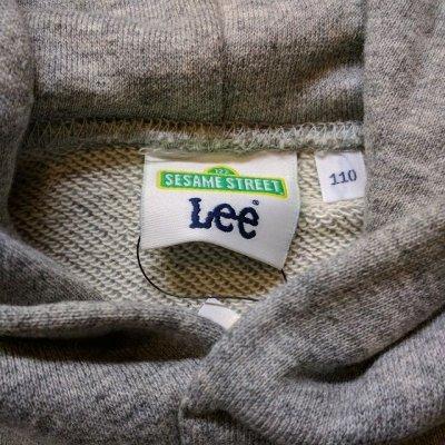 画像5: LEE(リー)×SESAME STREET(セサミストリート)  キッズ プリントパーカー LK0566