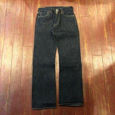 画像2: デラックスウエア 5ポケットジーンズ DX077A