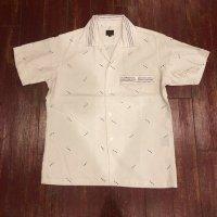 デラックスウエア オープンカラーシャツ AL-02