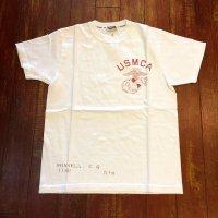 フェローズ プリントTシャツ USMCA-T