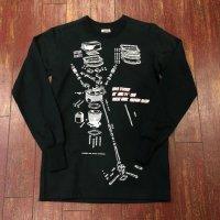ウエストライド ロングスリーブ Tシャツ 「WEST RIDE REPAIR SHOP」 05-LS-05
