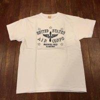 バズリクソンズ ミリタリープリントTシャツ  BR78705