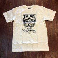 ウエストライド プリントTシャツ  PT21-04