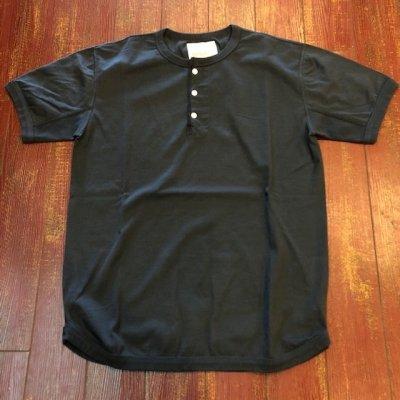 画像2: フルカウント フラットシームヘヴィーウエイトヘンリーネックTシャツ 5222H