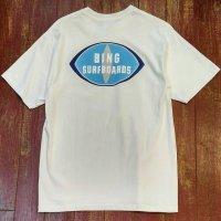ビングサーフボード プリントTシャツ