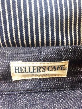 ヘラーズカフェのワークCAP