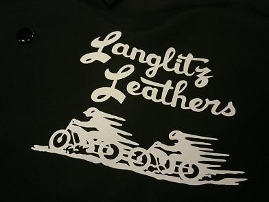 ラングリッツレザーズのウィンドブレーカー!