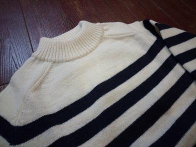 冬の着こなしに役立つセーター!