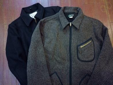 ウールメルトンのジャケットたち!